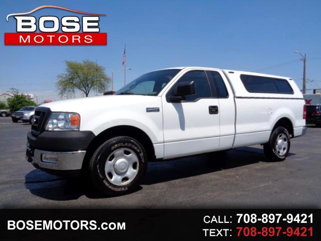 2005 Ford F-150 XL Long Bed 2WD