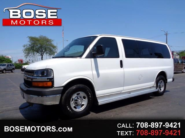 2008 Chevrolet Express LT 3500