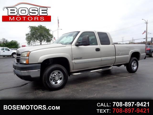 2006 Chevrolet Silverado 2500HD LT1 Ext. Cab Long Bed 2WD