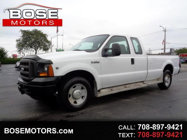 2005 Ford F-250 SD XL SuperCab Long Bed 2WD
