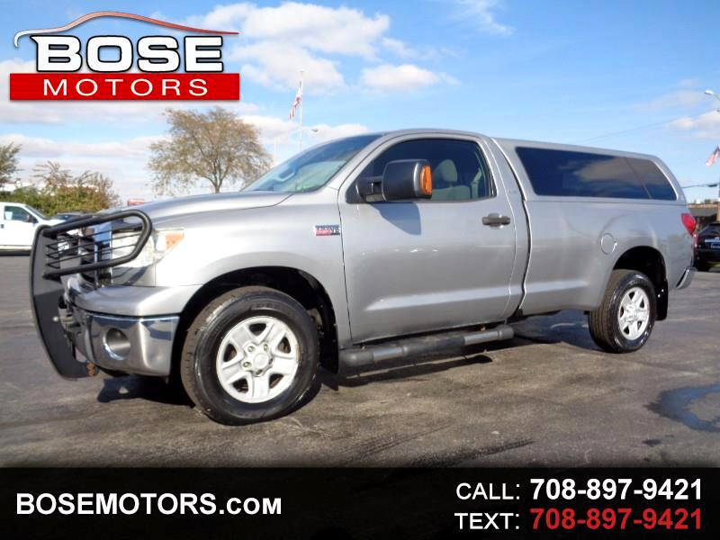 2008 Toyota Tundra Base 5.7L Long Bed 4WD