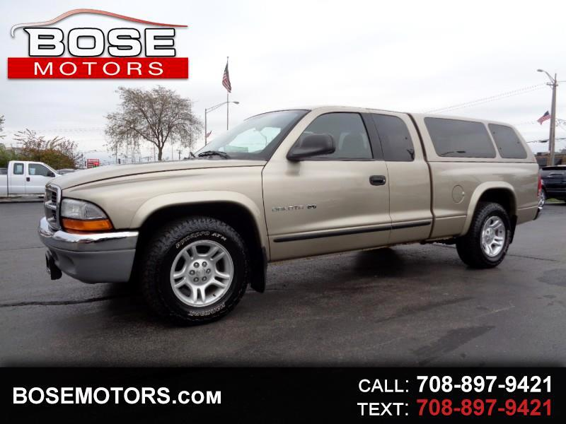 2002 Dodge Dakota SLT Club Cab 2WD