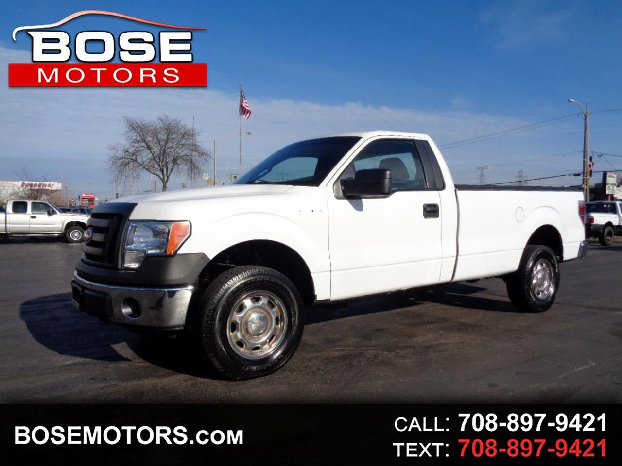 2010 Ford F-150 XL Long Bed 4WD