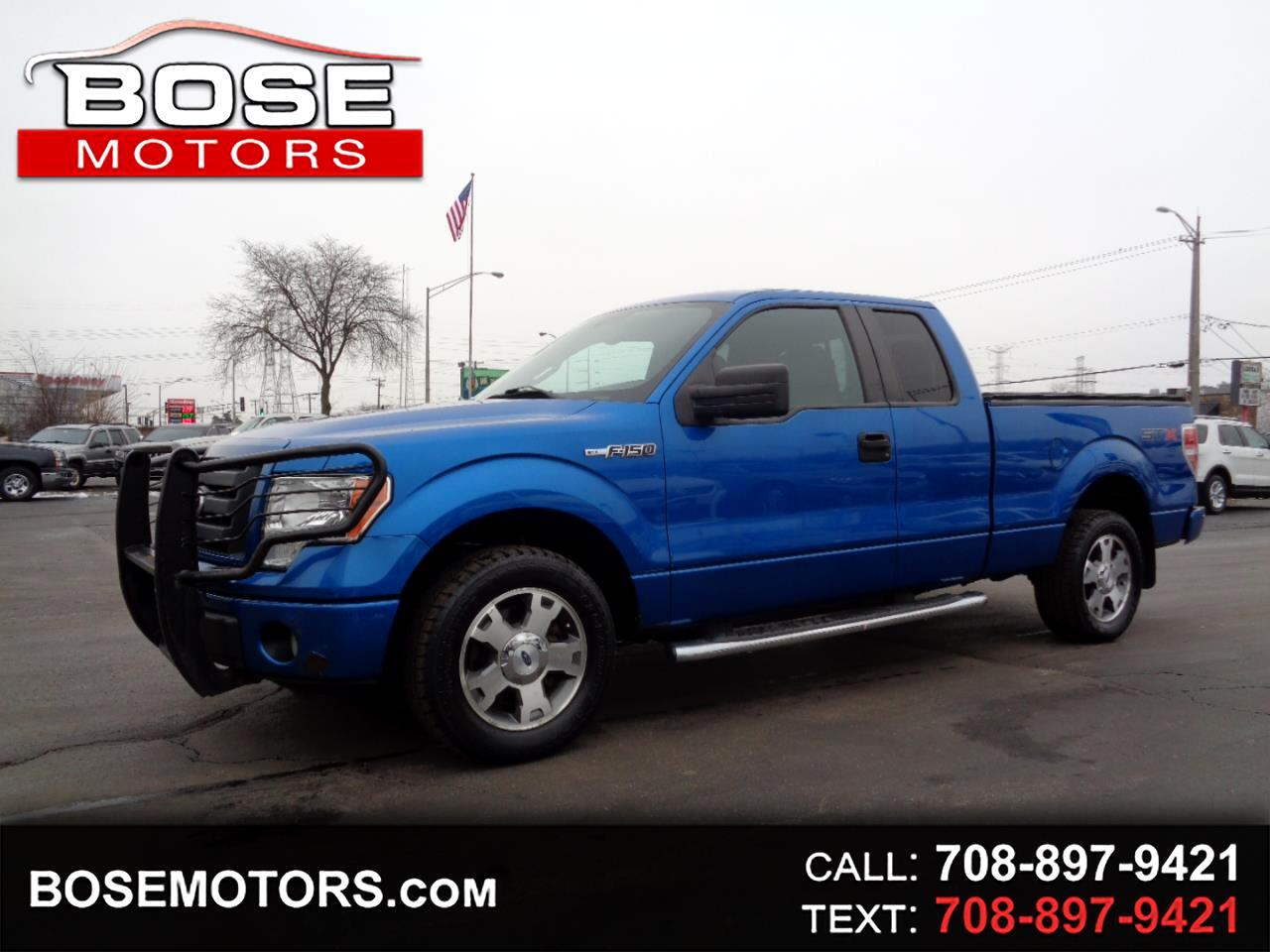 2010 Ford F-150 STX SuperCab 6.5-ft. Bed 2WD