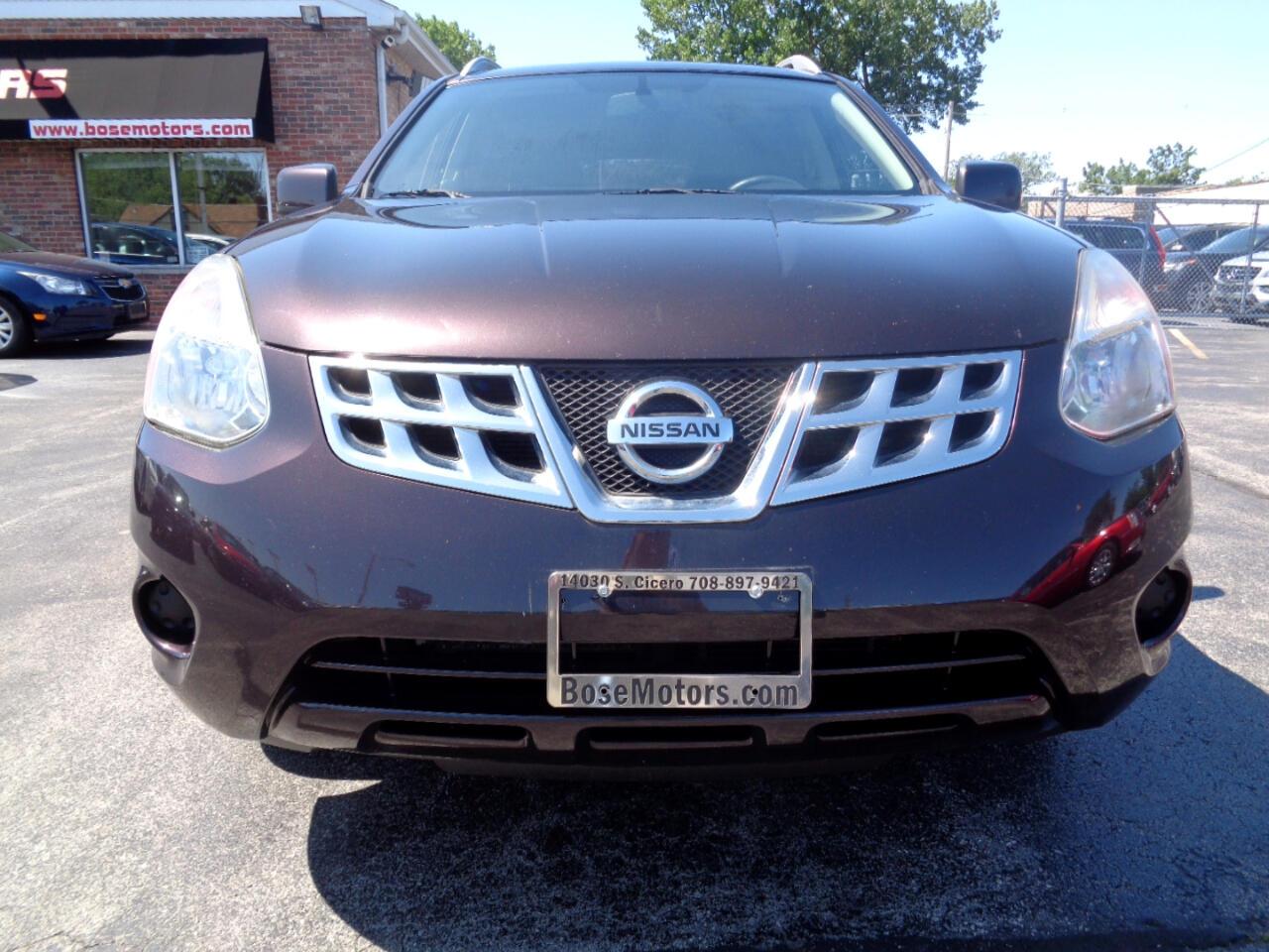 Nissan Rogue S AWD 2012