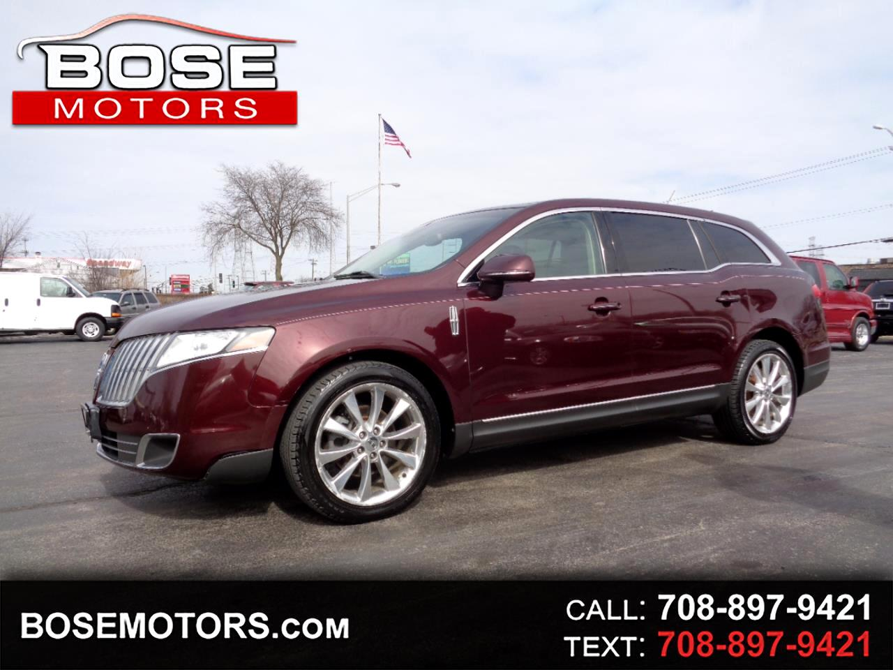 2011 Lincoln MKT 3.5L with EcoBoost AWD