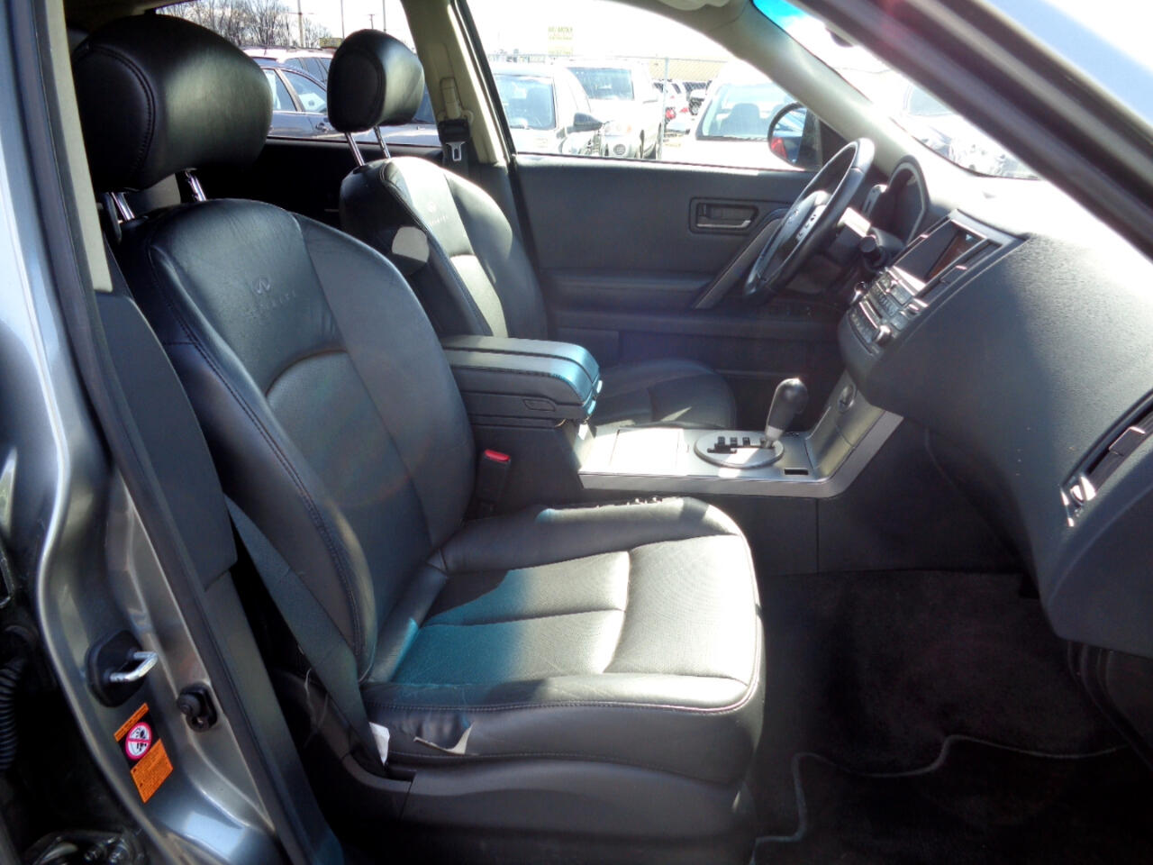 2005 Infiniti FX FX35 AWD