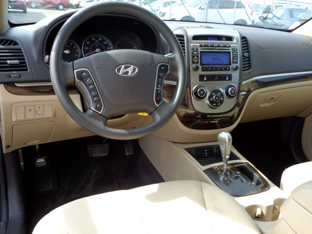 Hyundai Santa Fe GL 2.4 FWD 2011