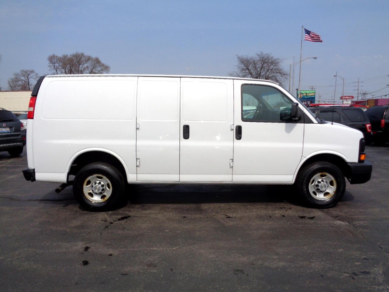 2008 Chevrolet Express 2500 Cargo