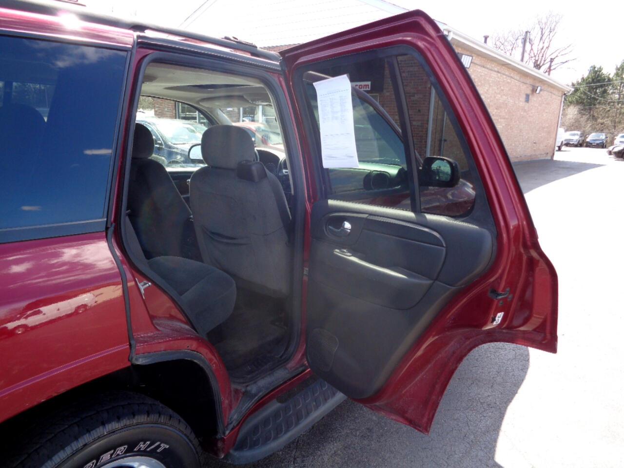 2007 GMC Envoy SLE-1 4WD