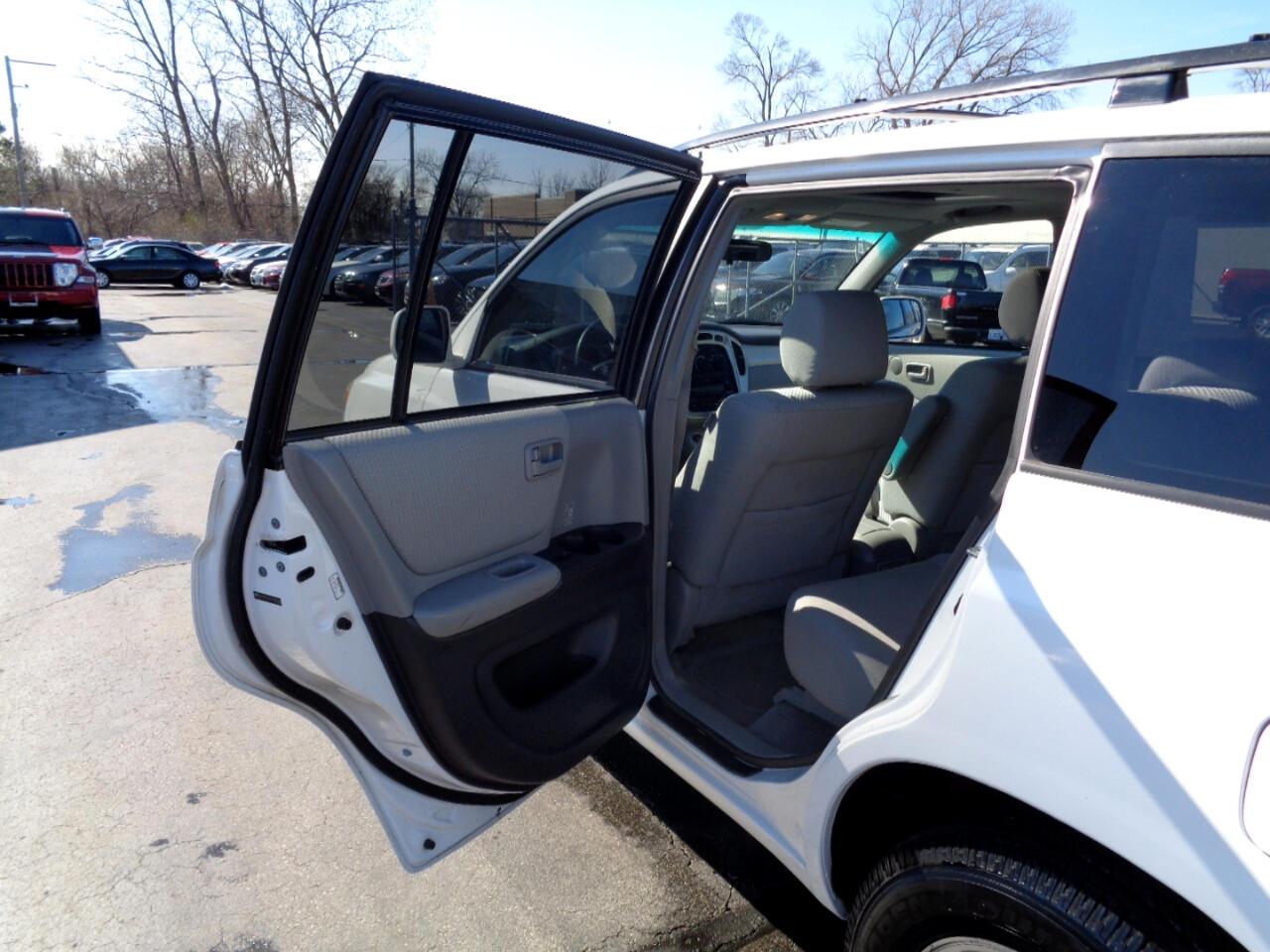 2007 Toyota Highlander Limited V6 4WD