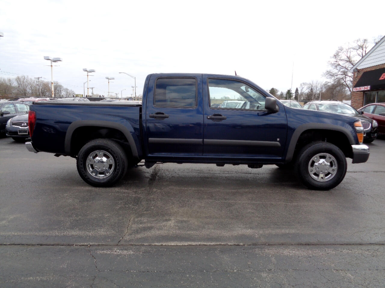 2008 Chevrolet Colorado LT1 Crew Cab 4WD