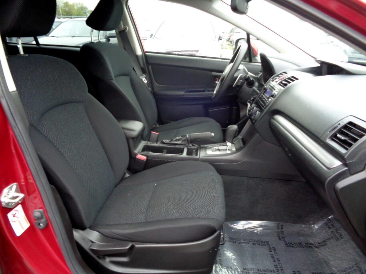 Subaru Impreza 2.0i Premium 5-Door w/All Weather Package 2013