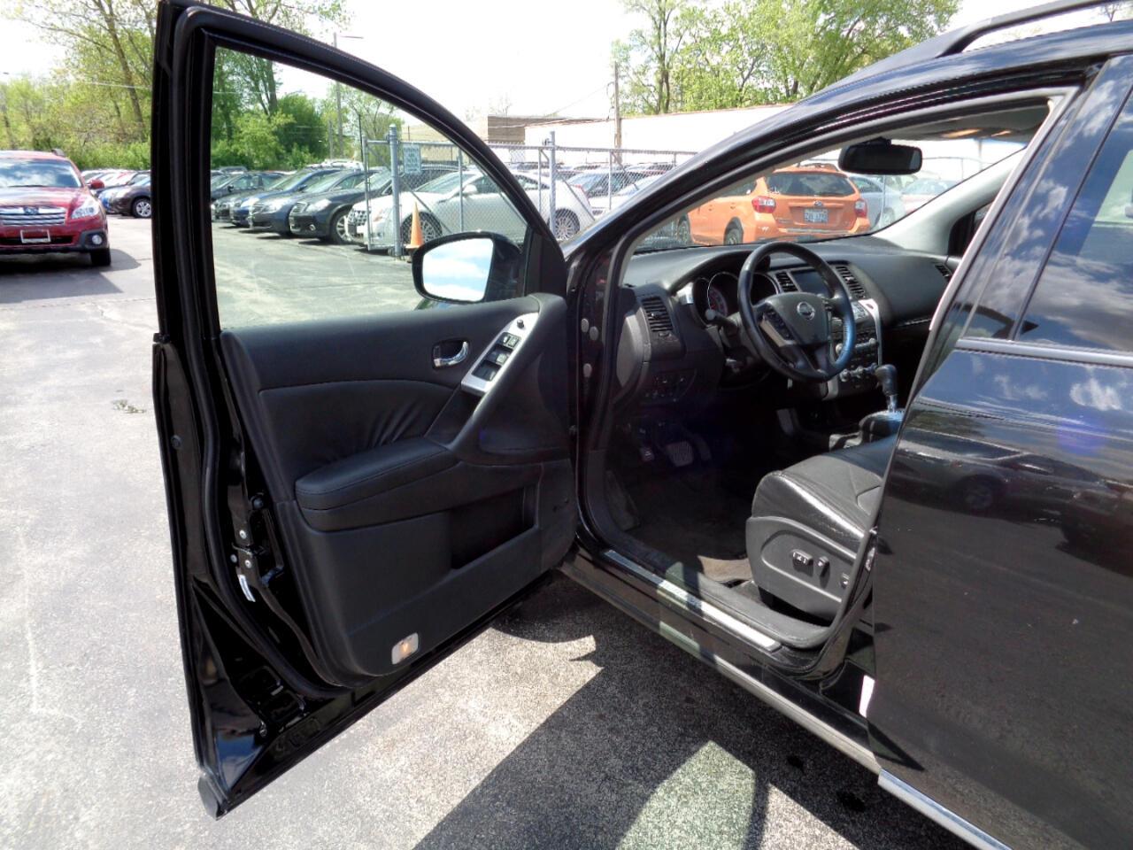 2009 Nissan Murano SL AWD