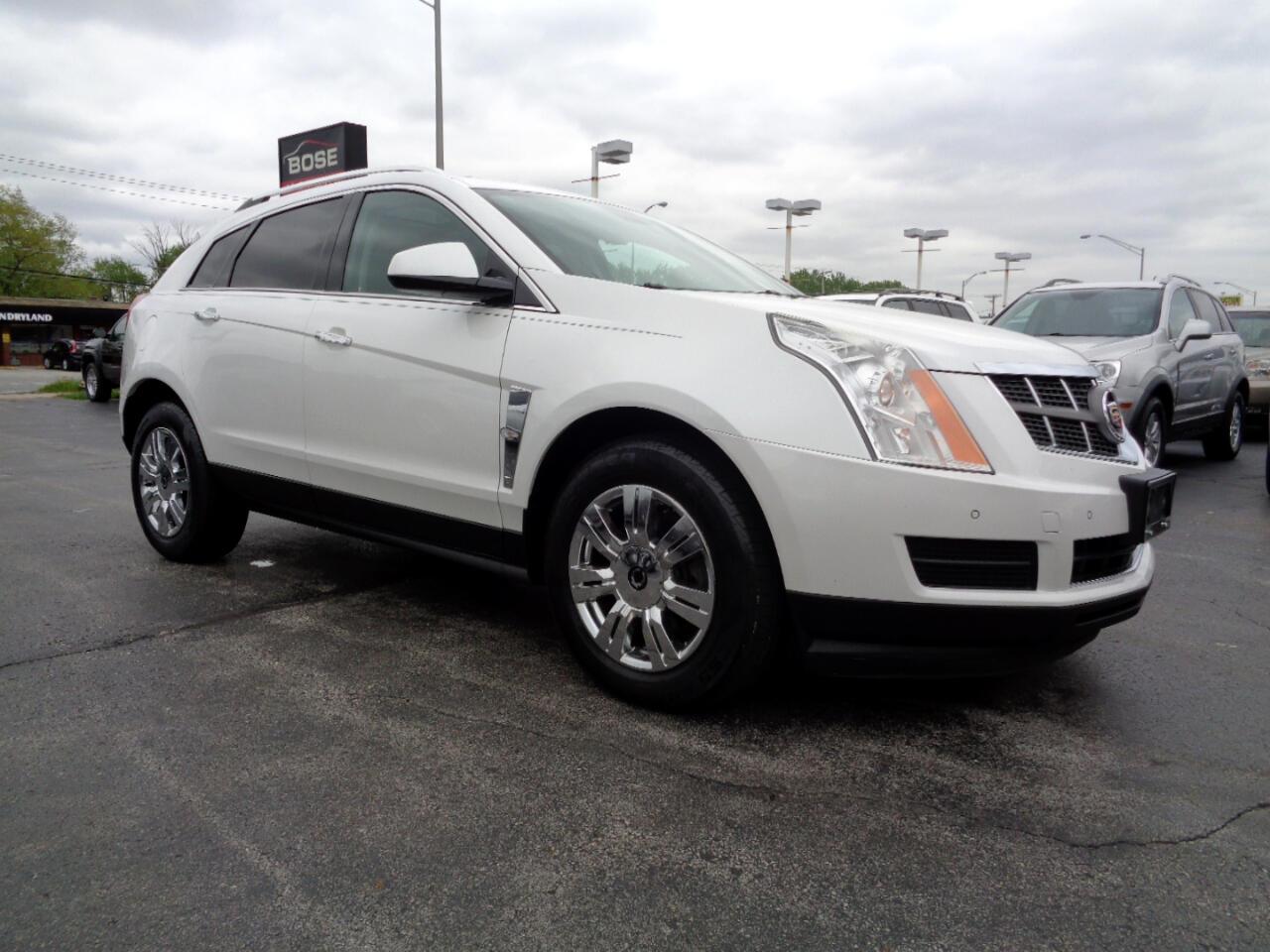 2010 Cadillac SRX Luxury Collection AWD
