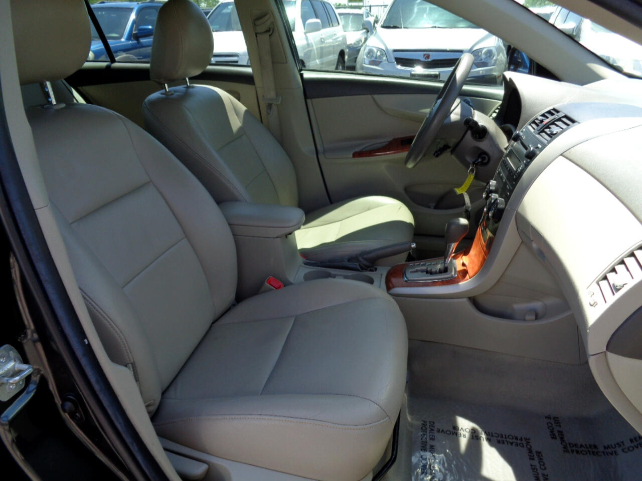 2009 Toyota Corolla XLE 4-Speed AT