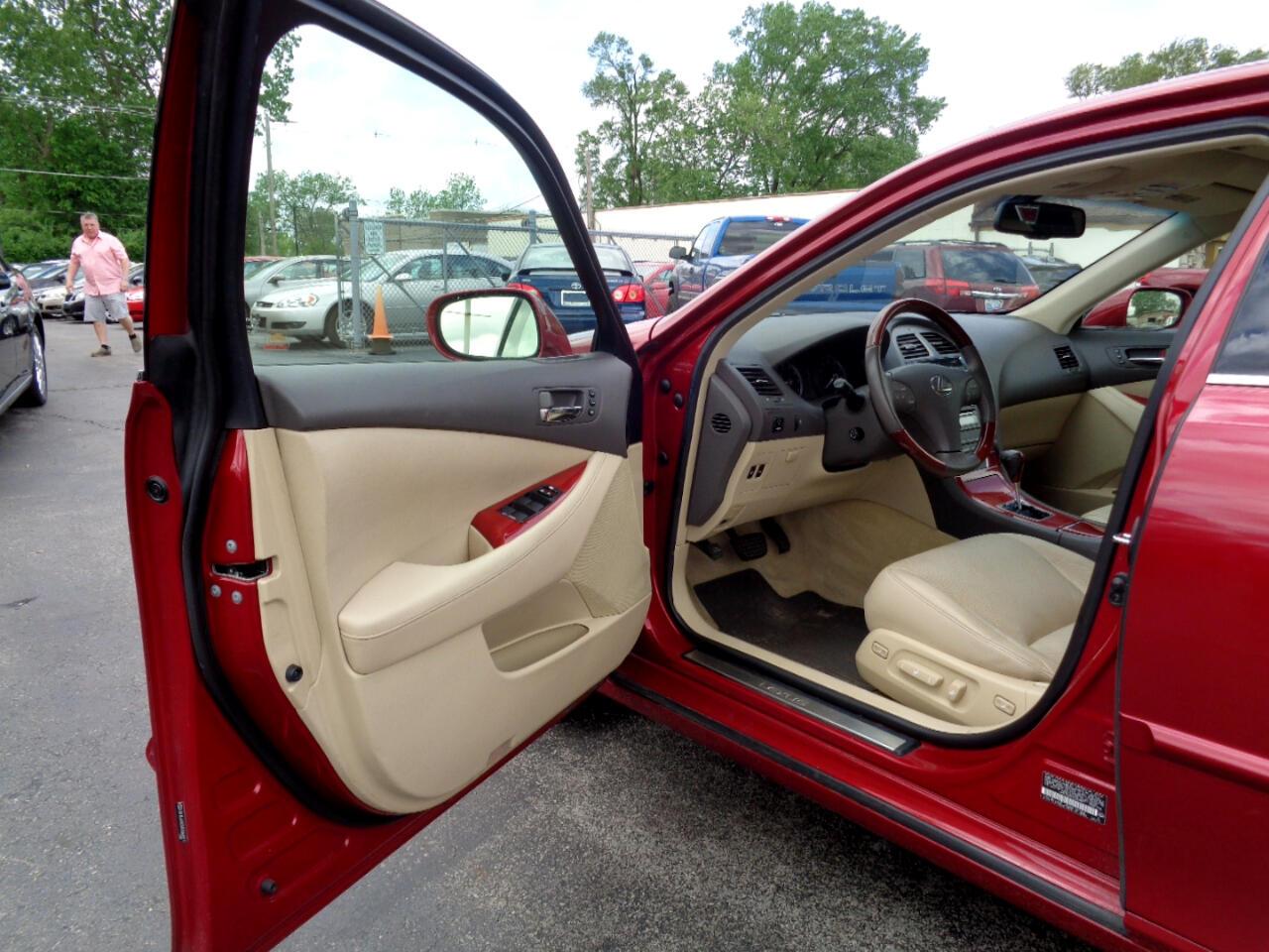 2009 Lexus ES 350 Sedan