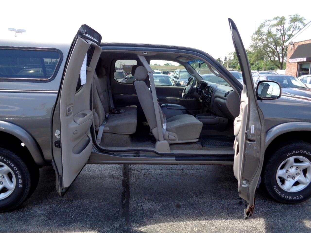 2003 Toyota Tundra SR5 Access Cab 4WD