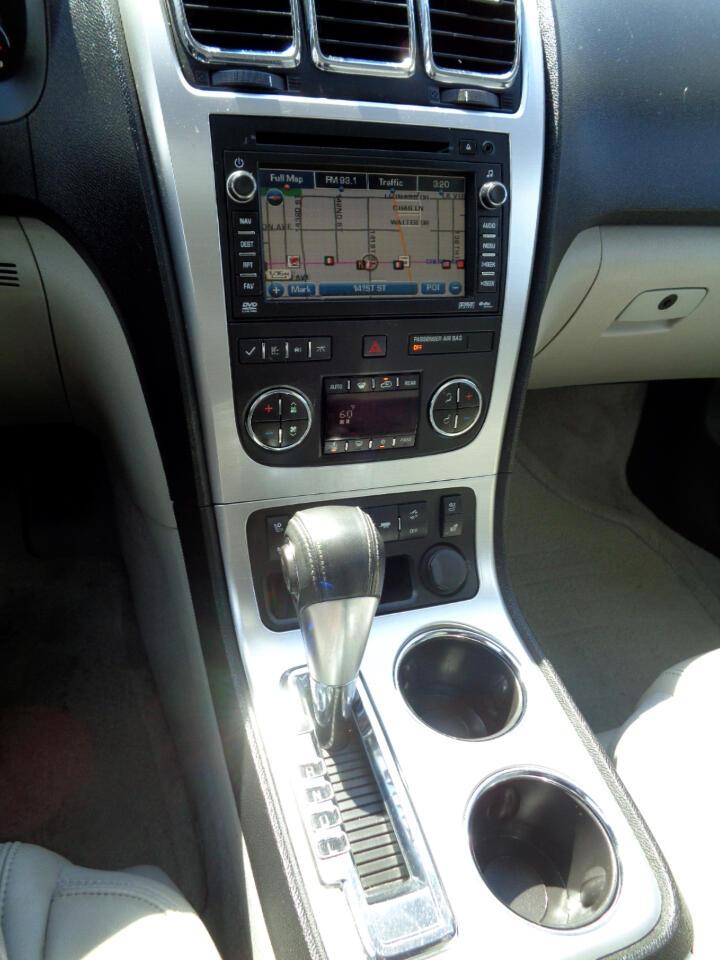 2009 GMC Acadia SLT-2 AWD
