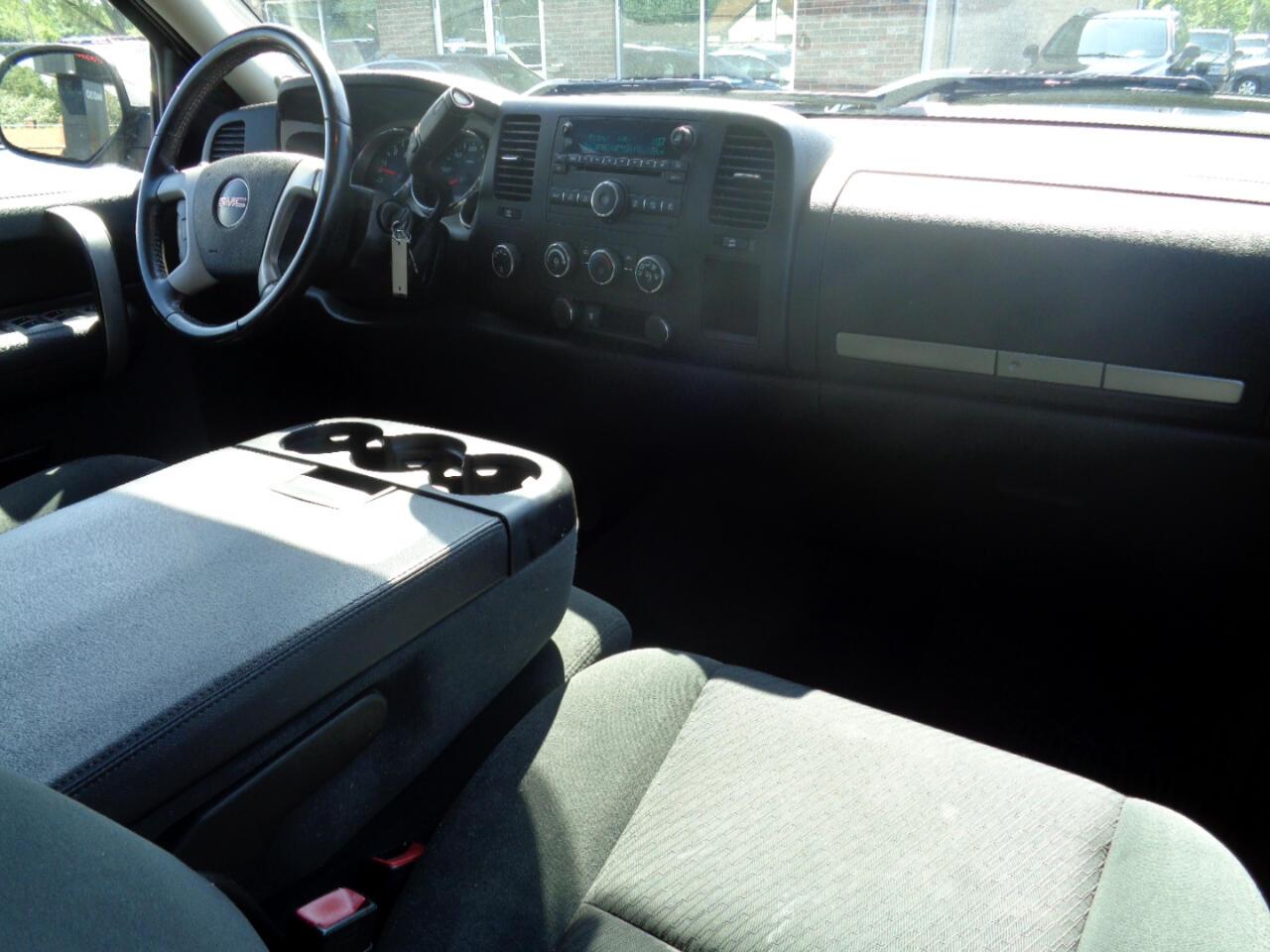 GMC Sierra 1500 SLE1 Crew Cab 4WD 2009