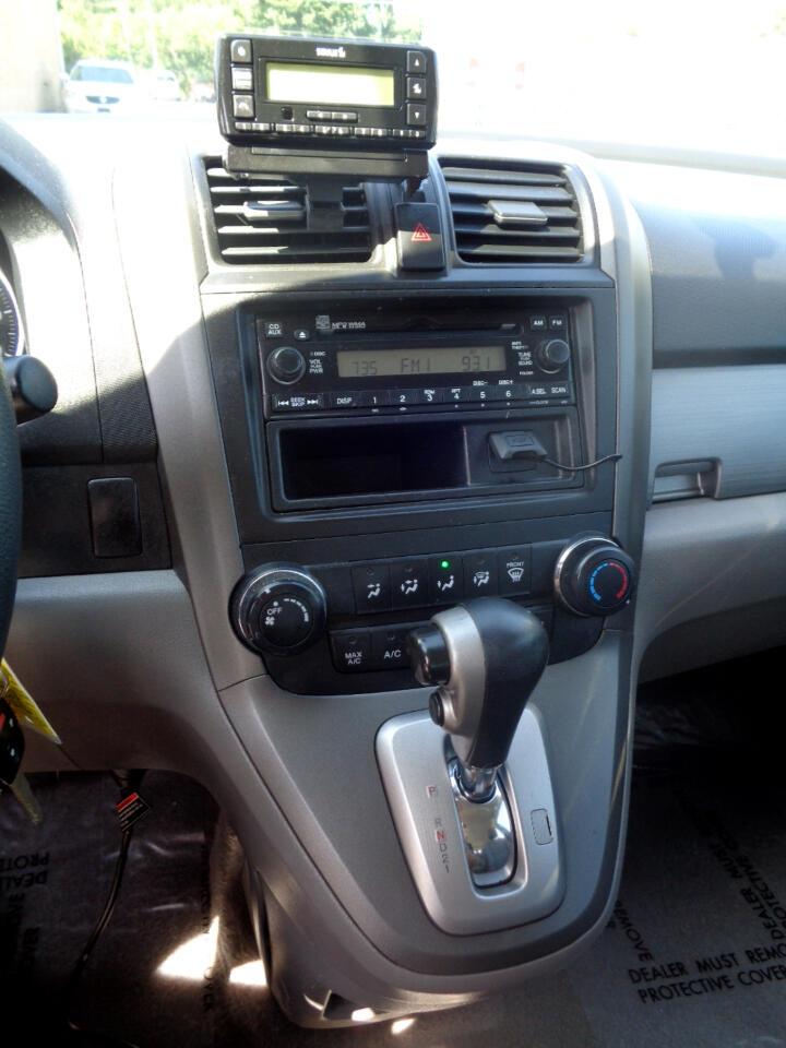 Honda CR-V LX 4WD 5-Speed AT 2011