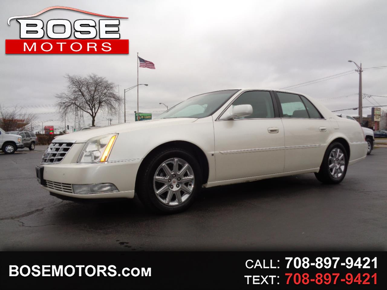 Cadillac DTS Luxury II 2009