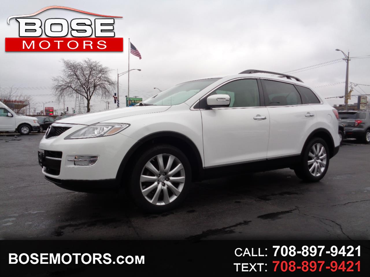 Mazda CX-9 Grand Touring 4WD 2008