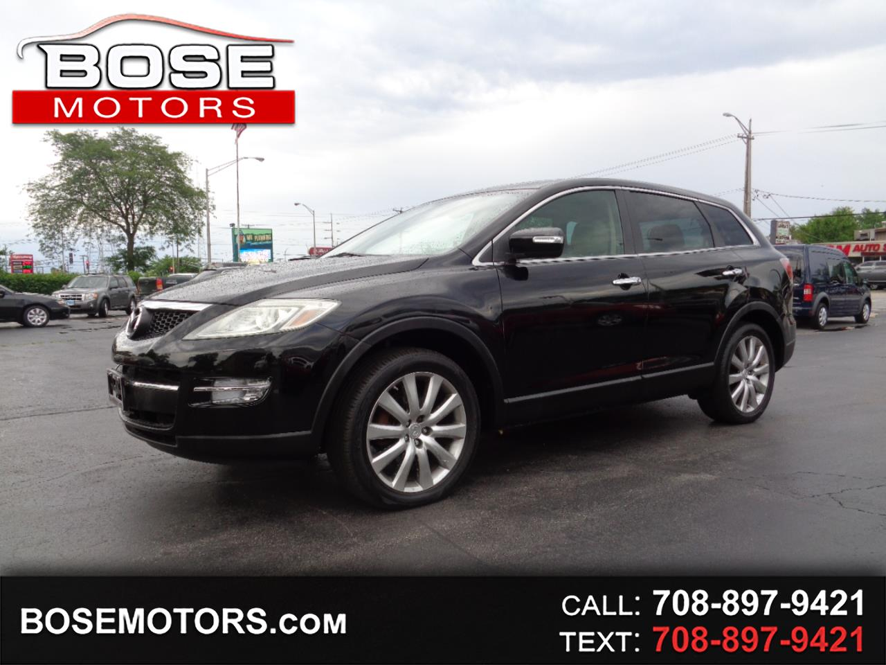 Mazda CX-9 Grand Touring FWD 2009