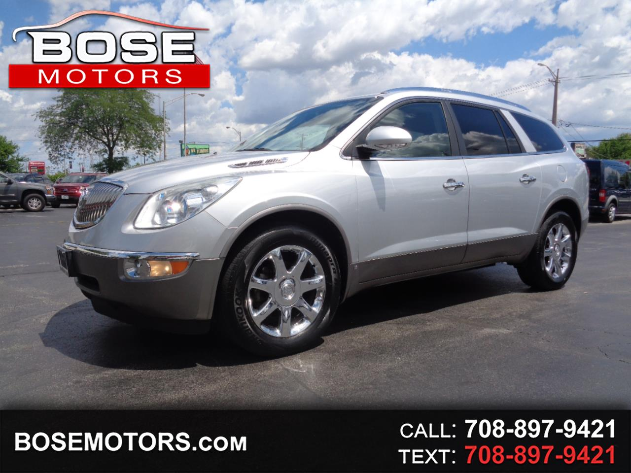 Buick Enclave CXL AWD 2010