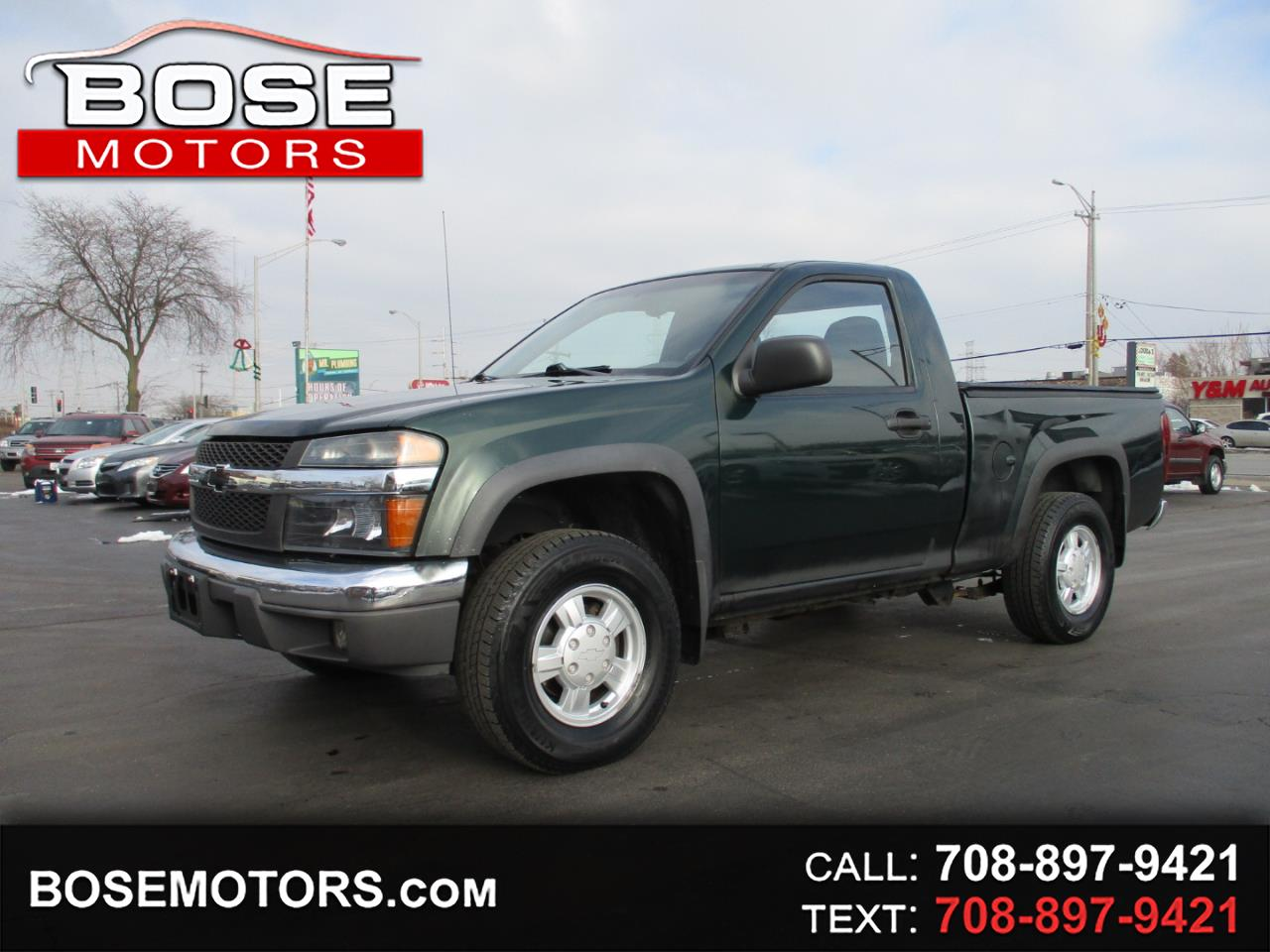Chevrolet Colorado Z85 4WD 2004
