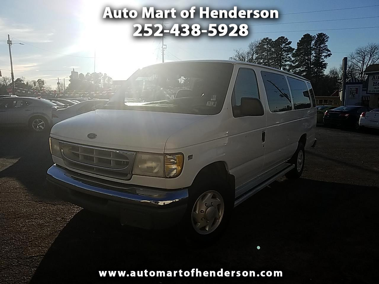 1999 Ford Econoline E-350 Extended