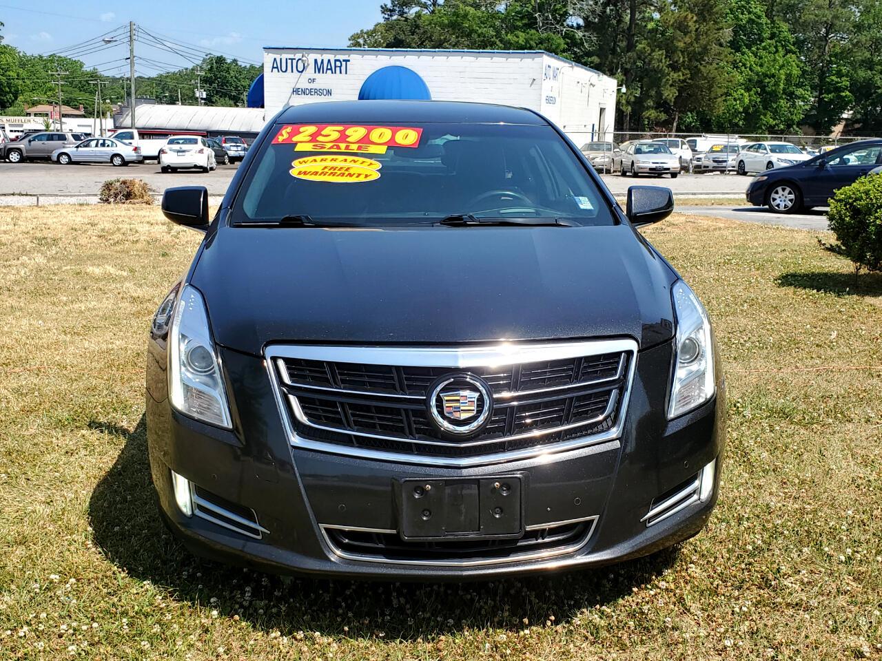 Cadillac XTS 4dr Sdn Vsport Premium AWD 2015
