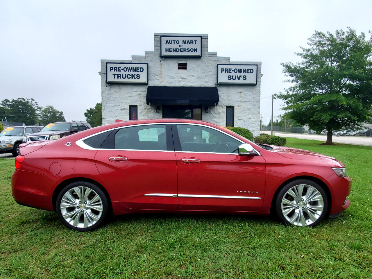 Chevrolet Impala 4dr Sdn LTZ w/2LZ 2014