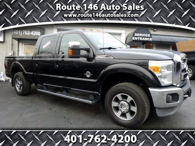 2011 Ford F-250 SD XLT Crew Cab Long Bed 4WD