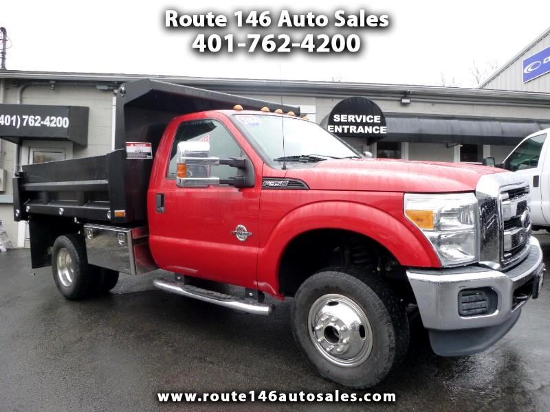 2014 Ford F-350 SD XL DRW 4WD