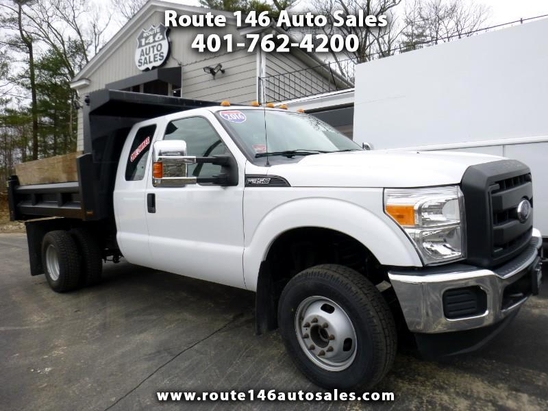 2016 Ford F-350 SD XL SuperCab 4WD DRW