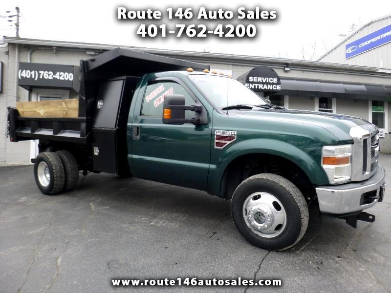 2008 Ford F-350 SD XLT DRW 4WD