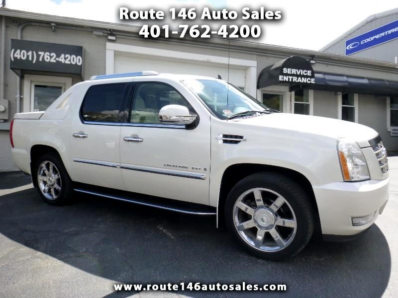 Used 2007 Cadillac Escalade EXT AWD 4dr for Sale in North