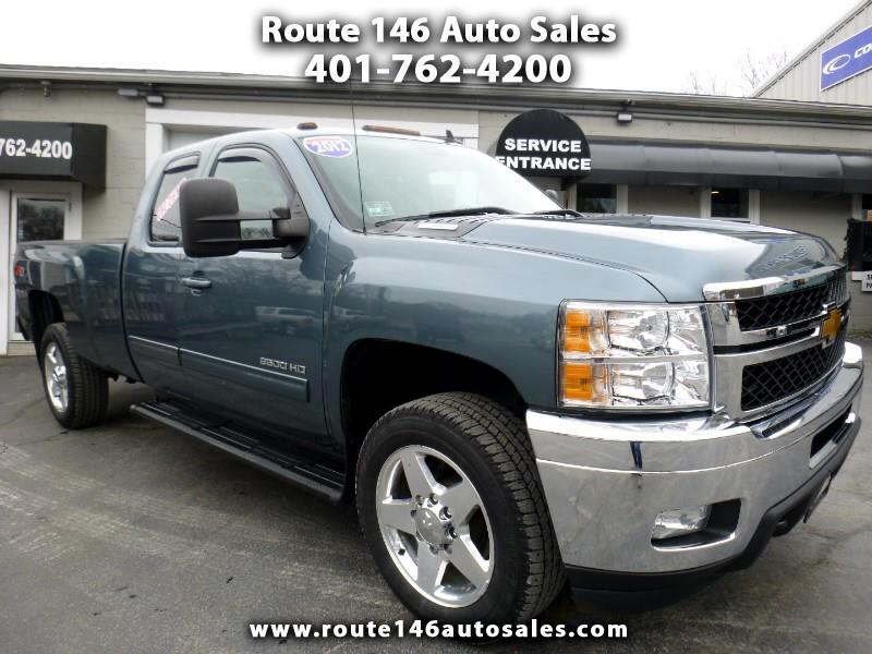 2012 Chevrolet Silverado 2500HD LTZ Ext. Cab Long Box 4WD
