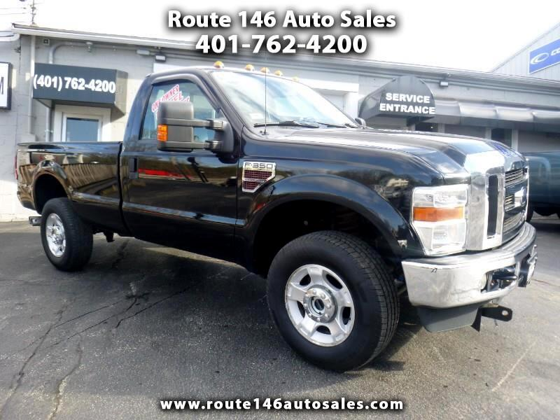 2010 Ford F-350 SD XLT 4WD