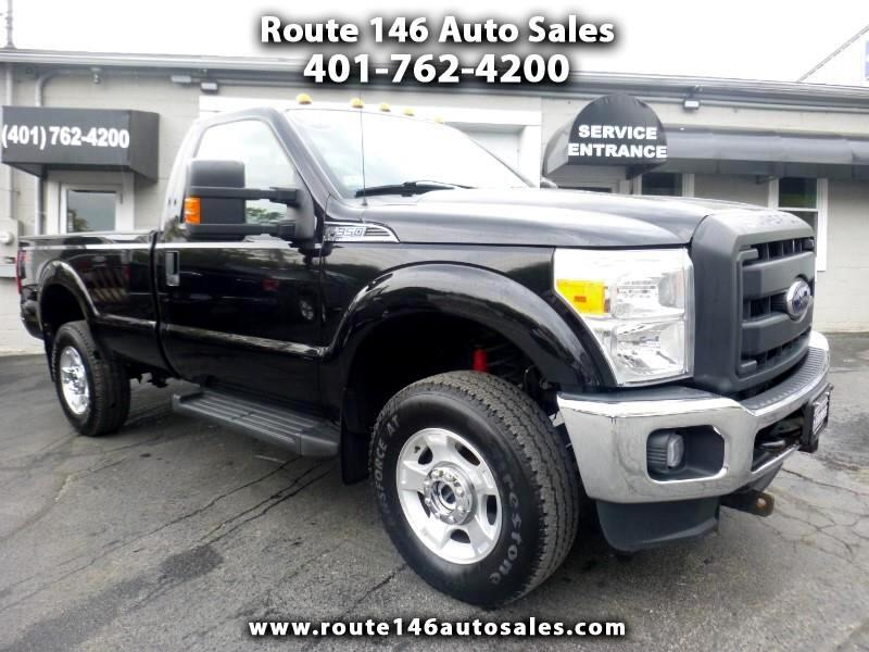 Ford F-350 SD XLT 4WD 2016