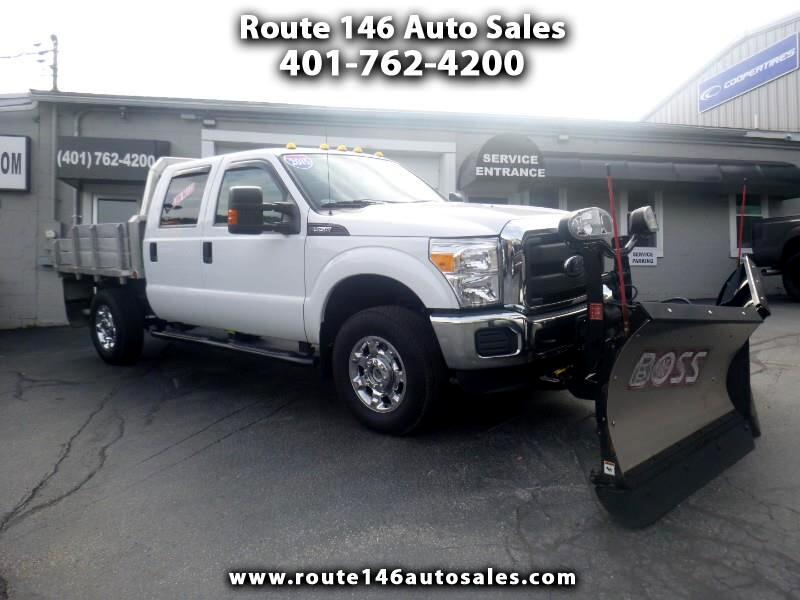 2015 Ford F-350 SD XL Crew Cab 4WD