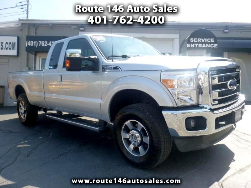 2011 Ford F-350 SD Lariat SuperCab Long Bed 4WD