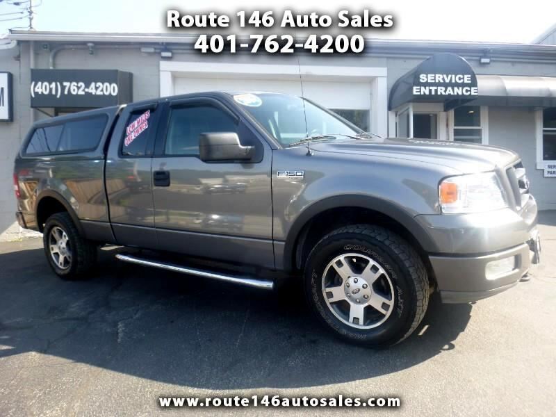 Ford F-150 FX4 SuperCab 4WD 2004