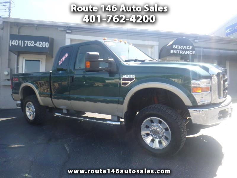 Ford F-350 SD Lariat SuperCab 4WD 2008