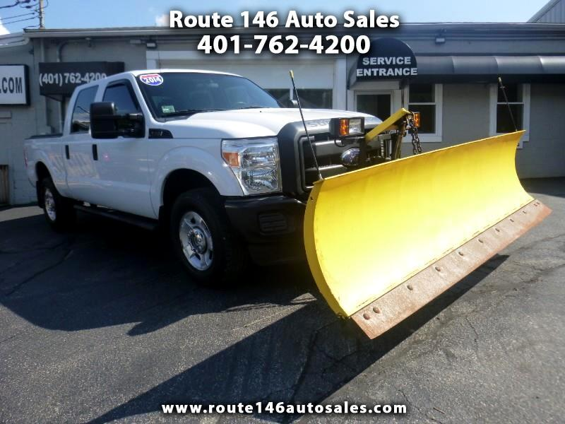 Ford F-250 SD XL Crew Cab 4WD 2014