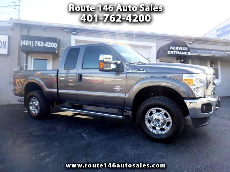 Ford F-350 SD XLT SuperCab 4WD 2014