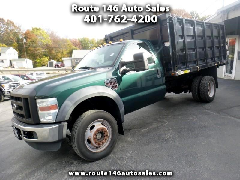 Ford F-550 DRW 4WD 2010