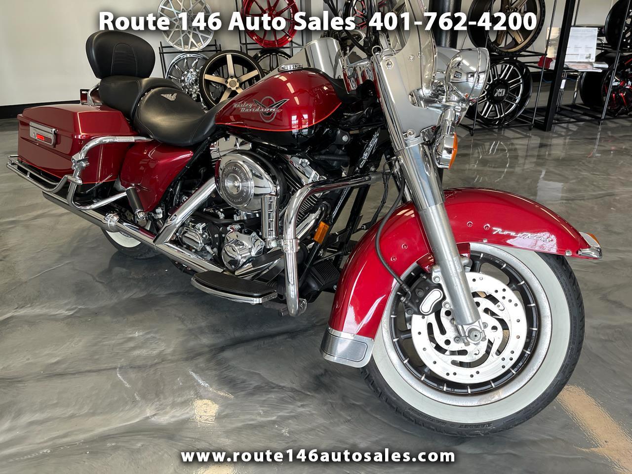 Harley-Davidson FLHRI  2006