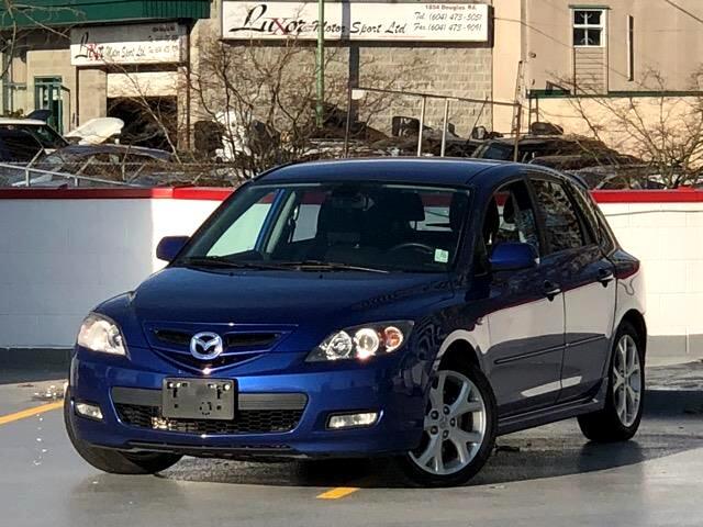 2007 Mazda MAZDA3 s Sport 5-Door
